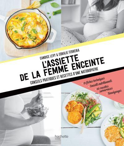 Couverture d'ouvrage: L'assiette de la femme enceinte