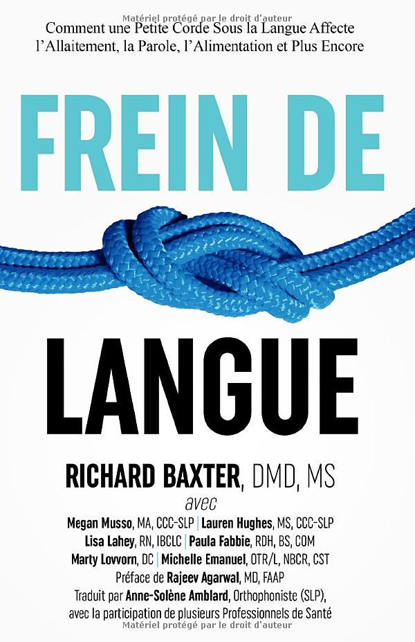Couverture d'ouvrage: Frein De Langue