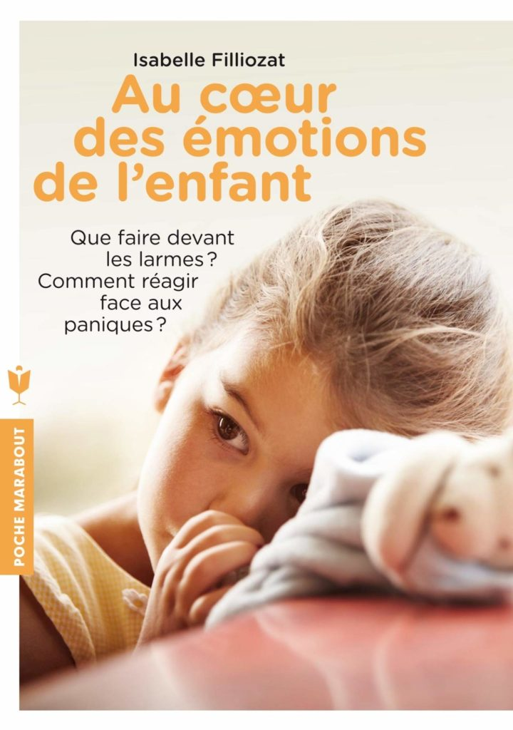 Couverture d'ouvrage: Au coeur des émotions de l'enfant